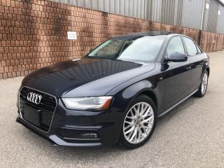 Used 2015 Audi A4 ***SOLD*** for sale in Toronto, ON