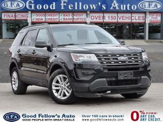 Used 2016 Ford Explorer 7 PASSENGER, 4WD, 2.3 LITER, REARVIEW CAMERA for sale in Toronto, ON