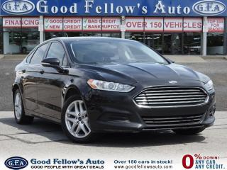 Used 2016 Ford Fusion SE MODEL, 1.5 LITER ECOBOOST, REARVIEW CAMERA for sale in Toronto, ON