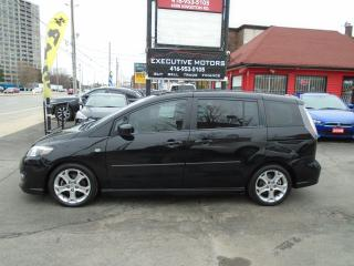 Used 2009 Mazda MAZDA5 GT / SUNROOF / ALLOYS / RIDES NICE / A/C for sale in Scarborough, ON