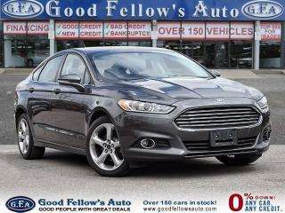 Used 2016 Ford Fusion SE MODEL, 2 LITER ECOBOOST, REARVIEW CAMERA for sale in Toronto, ON