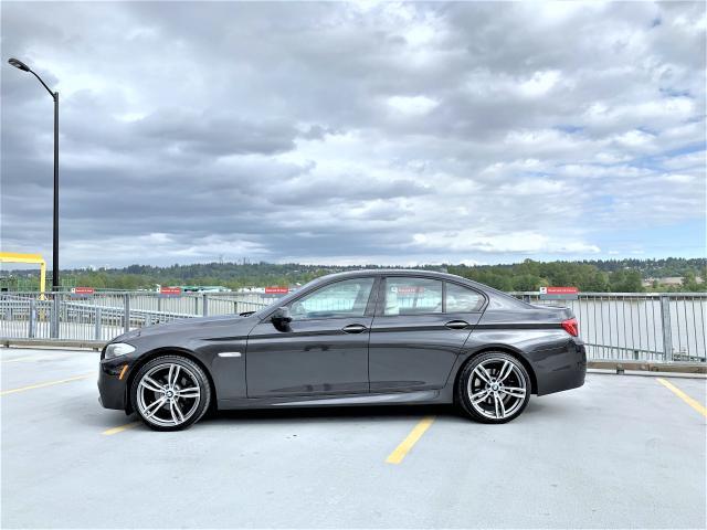"""2013 BMW 5 Series 528i xDrive - M-SPORT PKG - NEW 20"""" M5 WHEELS"""