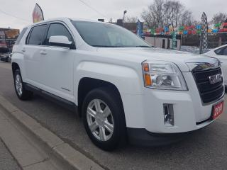 Used 2014 GMC Terrain SLE-Sunroof-Eco/Bk-up Cam/Bluetooth/Alloys for sale in Scarborough, ON