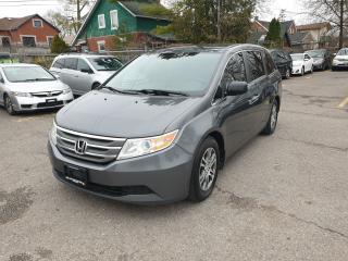 Used 2013 Honda Odyssey EX for sale in Brampton, ON