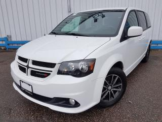 Used 2018 Dodge Grand Caravan GT *LEATHER-HEATED SEATS* for sale in Kitchener, ON