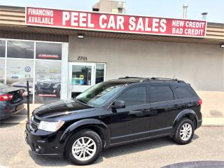 Used 2014 Dodge Journey SXT|7PSNGR|NAVI|REARVIEW|PWRSEATS| for sale in Mississauga, ON