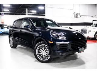 Used 2016 Porsche Cayenne S    NAVIGATION   PADDLE SHIFTERS for sale in Vaughan, ON