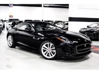 Used 2016 Jaguar F-Type S   CLEAN CARPROOF   AWD for sale in Vaughan, ON