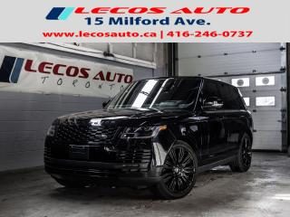 Used 2019 Land Rover Range Rover for sale in North York, ON