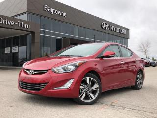 Used 2015 Hyundai Elantra Limited at for sale in Barrie, ON