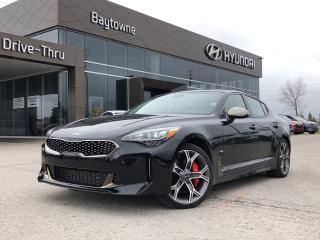 Used 2018 Kia Stinger GT for sale in Barrie, ON