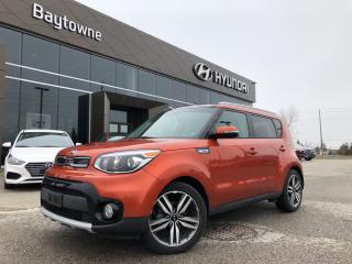 Used 2019 Kia Soul EX PREMIUM for sale in Barrie, ON