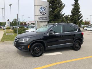 Used 2016 Volkswagen Tiguan Highline 2.0T 6sp at w/ Tip 4M - Includes an Addit for sale in Surrey, BC