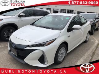 New 2019 Toyota Prius Prime Base for sale in Burlington, ON