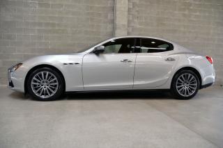 Used 2017 Maserati Ghibli S Q4 Sedan for sale in Vancouver, BC