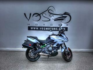Used 2016 Kawasaki Versys 650 ABS LT - No Payments For 1 Year** for sale in Concord, ON