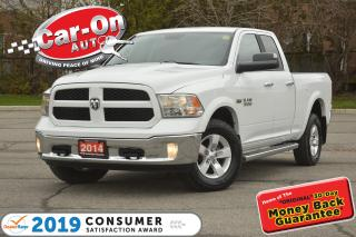 Used 2014 RAM 1500 SLT Outdoorsman 5.7L HEMI 4X4 69,000 KM TOW PKG for sale in Ottawa, ON