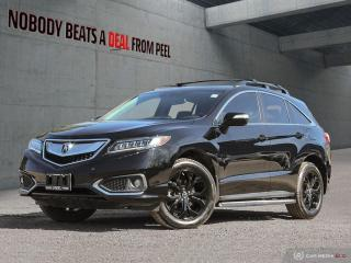 Used 2017 Acura RDX Elite Luxury*Every Option*No Accidents*AS NEW for sale in Mississauga, ON