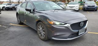 Used 2019 Mazda MAZDA6 0.99%@FINANCE|CPO|GSL|1 OWNER|CLEAN CARFAX for sale in Scarborough, ON
