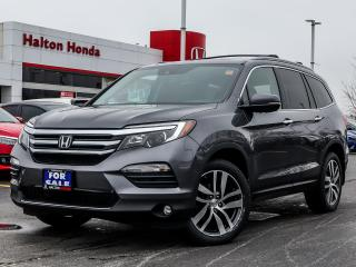 Used 2016 Honda Pilot Touring 4WD for sale in Burlington, ON