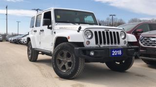 Used 2018 Jeep Wrangler JK Unlimited Golden Eagle  3.6l V6 4x4 for sale in Midland, ON