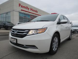 Used 2016 Honda Odyssey EX, SUCH LOW KMS!! Free Warranty! for sale in Brampton, ON