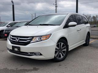 Used 2015 Honda Odyssey Touring, loaded, one owner for sale in Toronto, ON