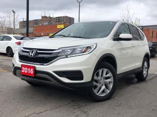 Used 2015 Honda CR-V SE, only 50,000 km for sale in Toronto, ON