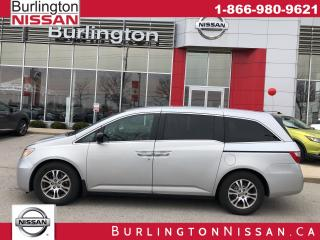 Used 2013 Honda Odyssey EX, ACCIDENT FREE, 1 OWNER ! for sale in Burlington, ON