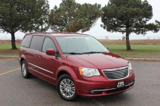 Used 2013 Chrysler Town & Country 4dr Wgn Touring-L for sale in Oshawa, ON