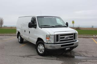 Used 2011 Ford Econoline Cargo Van E-250 Commercial for sale in Oshawa, ON