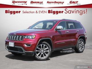 Used 2018 Jeep Grand Cherokee Limited - Demo, Htd Seats & Wheel, Back Up Camera, for sale in Etobicoke, ON