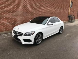 Used 2015 Mercedes-Benz C-Class 4dr Sdn C300 4MATIC for sale in Mississauga, ON