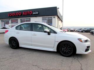 Used 2017 Subaru Impreza WRX STi STI SPORT PKG AWD CAMERA BLUETOOTH CERTIFIED for sale in Milton, ON