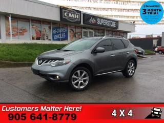 Used 2013 Nissan Murano SL  AWD 4DR SL POWER GROUP for sale in St. Catharines, ON