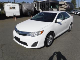Used 2014 Toyota Camry LE for sale in Burnaby, BC