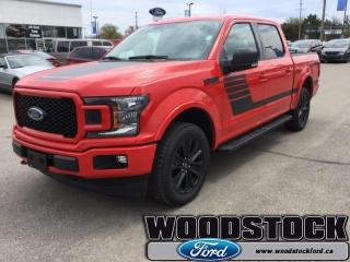 New 2019 Ford F-150 XLT  - Navigation - Sunroof - Tailgate Step for sale in Woodstock, ON