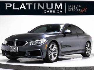 Used 2014 BMW 4 Series 435i xDrive M-SPORT, NAVI, HEADS UP DISP, 360 CAM for sale in Toronto, ON