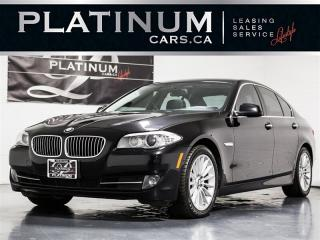 Used 2013 BMW 535 i xDrive NAVI, 360 CAM, Heated Lthr for sale in Toronto, ON