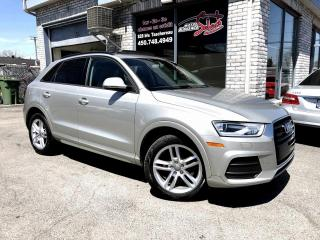 Used 2016 Audi Q3 2.0T Komfort quattro 4 portes for sale in Longueuil, QC