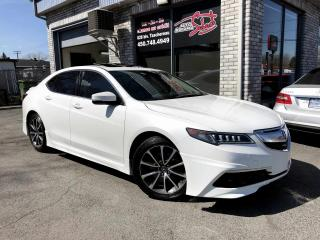 Used 2015 Acura TLX V6 Tech berline 4 portes for sale in Longueuil, QC