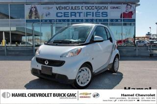 Used 2015 Smart fortwo CUIR * AUTOMATIQUE * GPS for sale in St-Léonard, QC
