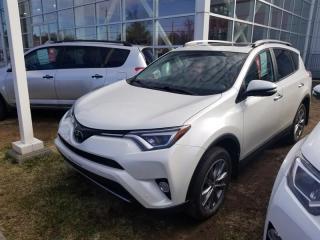 Used 2017 Toyota RAV4 LTD AWD GRP PLATINUM for sale in Québec, QC
