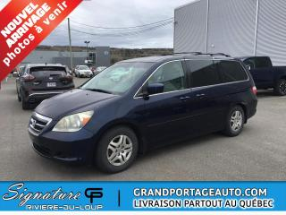 Used 2005 Honda Odyssey V6 CUIR EX-L for sale in Rivière-Du-Loup, QC