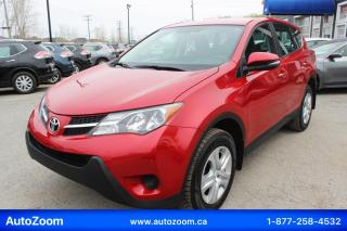 Used 2015 Toyota RAV4 LE **TRES PROPRE** FINANCEMENT FACILE for sale in Laval, QC