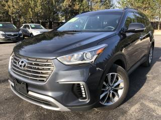 Used 2018 Hyundai Santa Fe XL Ultimate AWD for sale in Cayuga, ON