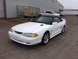 Used 1998 Ford Mustang for sale in Quebec, QC