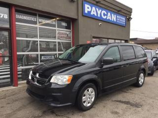 Used 2011 Dodge Grand Caravan SE for sale in Kitchener, ON