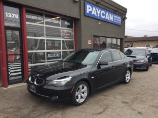 Used 2008 BMW 5 Series 535i for sale in Kitchener, ON