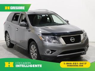Used 2015 Nissan Pathfinder SV AWD A/C GR ÉLECT for sale in St-Léonard, QC